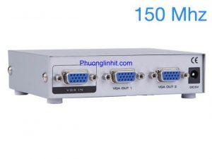 Bộ chia VGA 2 Port Splitter 150 MHz MT-Viki
