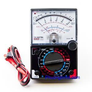 Đồng Hồ đo điện và đo thông mạch DE-360 TR