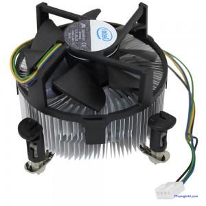 Quạt chíp CPU-INTEL Socket 1150 hỗ trợ Socket 1156/1155/1150
