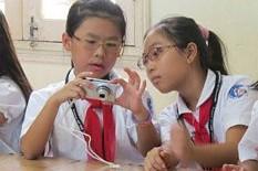 Những bài học cơ bản khi dạy chụp ảnh cho trẻ em