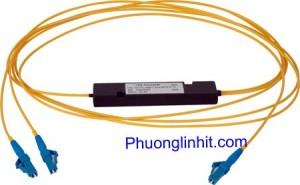 Bộ chia quang 1×2 – Optical Splitter PLC 1:2 chính hãng Optone