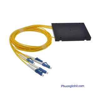 Bộ chia quang 1×4 – Optical Splitter PLC 1:4 chính hãng Optone