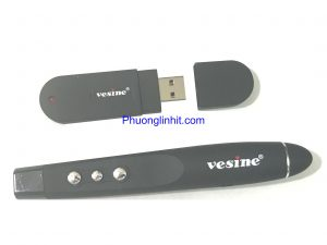 Bút laze thuyết trình powerpoint Vesine VP101