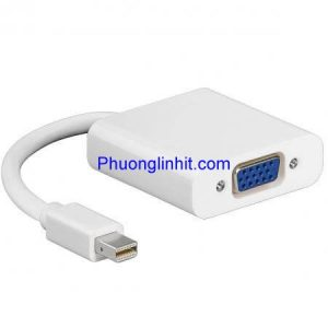 Cáp Mini DisplayPort sang VGA Converter Cable