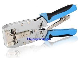 Kìm bấm mạng cat6 3 mảnh đa năng HT-2810R chính hãng