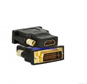 Đầu chuyển DVI 24+1 to HDMI Converter 2 chiều chất lượng cao.