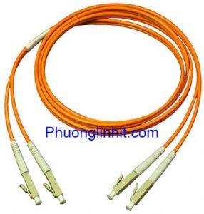 Dây nhảy quang Multi-mode LC-LC/UPC Sợi đôi 1,5m