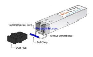 Module quang SFP-LX-SM-0220 – 20km chính hãng Optone