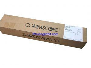 Patch panel 24 cổng Cat5e nhân rời Commscope chính hãng