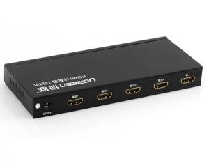 Bộ chia HDMI 1 ra 4 cổng hỗ trợ 4K-2K chính hãng Ugreen UG-40202