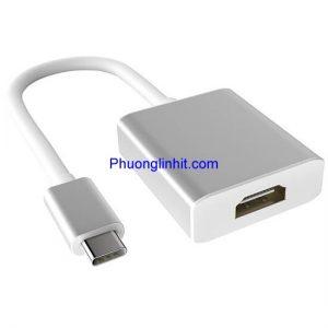 Cáp chuyển USB Type-C sang HDMI Adapter Converter