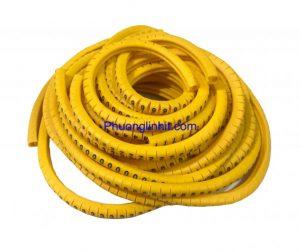 Đánh dấu dây điện, Túi 1.550 Số loại luồn dùng cho dây dây thoại và dây điện