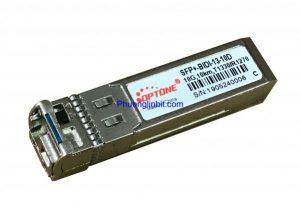 Module quang SFP+ BIDI-13-10D ( 10GB- Tx1330nm- 10km) chính hãng Optone