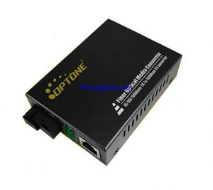 Bộ chuyển đổi quang điện OPT-3201S20 tốc độ 1 Gigabit 1 sợi chính hãng Optone