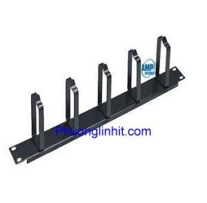 Thanh quản lý cáp dọc AMP chuẩn 19″ dùng cho tủ rack