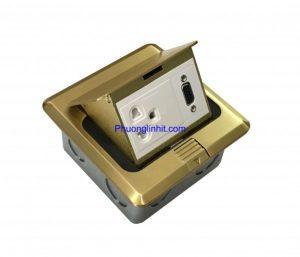 Phân phối ổ cắm VGA âm sàn chính hãng Sino Amigo SPU-1B
