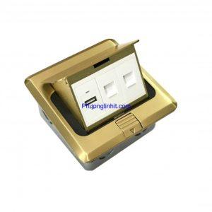 ổ cắm âm sàn hãng Sinoamigo SPU-1B bán sỉ, bán lẻ giá rẻ nhất