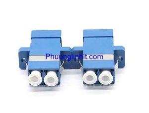 Đầu nối quang (Adapter) LC/UPC-LC/UPC Duplex