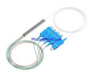 Bộ phân nhánh quang Splitter 1×4 SC/UPC