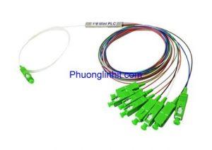 Bộ chia quang 1×8 – Optical Splitter PLC 1×8 SC/APC