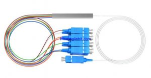 Bộ chia quang 1×8 – Optical Splitter PLC 1×8 SC/UPC