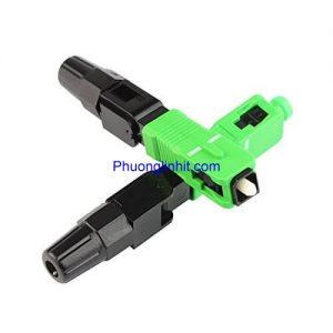 Đầu nối quang nhanh SC/APC, Fast Connector SC/APC