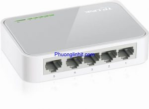 Switch TP-Link TL-SF1005D (5Port 10/100Mbps – Vỏ nhựa)