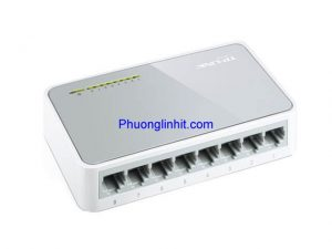 Switch TP-Link TL-SF1008D (8Port 10/100Mbps – Vỏ nhựa)