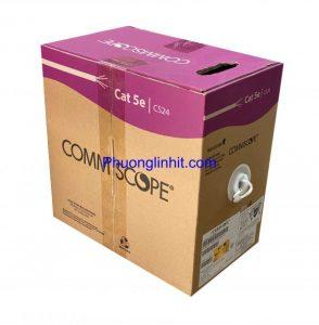 Bán lẻ dây mạng Cat5e Commscope bấm sẵn đầu hàng chính hãng
