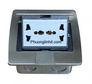 Bộ ổ cắm đa năng âm sàn hãng Sinoamigo SPU-3S gồm Modules