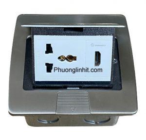 Bộ ổ cắm âm sàn Sinoamigo SPU-3S bao gồm Modules, chính hãng