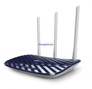Bộ Phát Sóng Wifi Băng Tần Kép AC750 TP-Link Archer C20