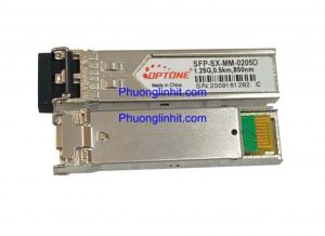 Module quang OPTONE SFP-SX-MM-0205D 1.25Gbps, Multimode LC